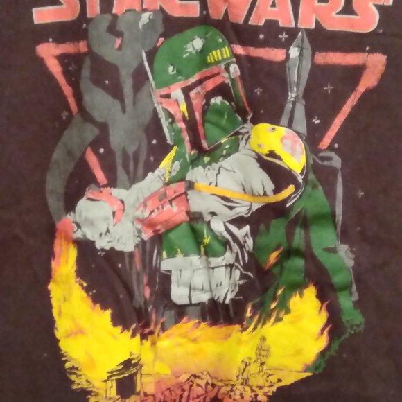 STAR WARS SHORT SLEEVE TEE..